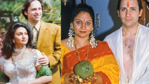 Actress Madhavi Family Recent Photos With Husband, Daughters1