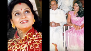 Actress Madhavi Family Recent Photos With Husband, Daughters2