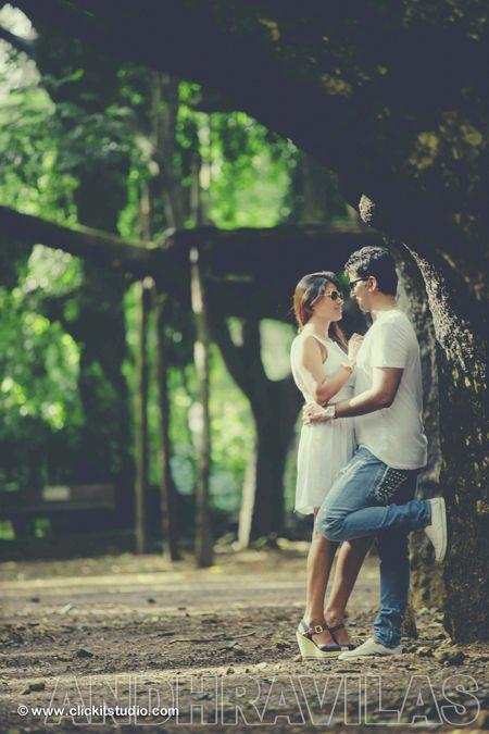 Style ideas for pre wedding shoot Andhravilas