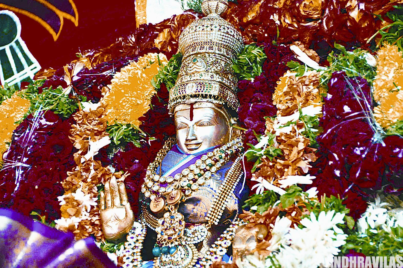 Varalakshmi Vratham Special Pooja At Ashta Lakshmi Temple In